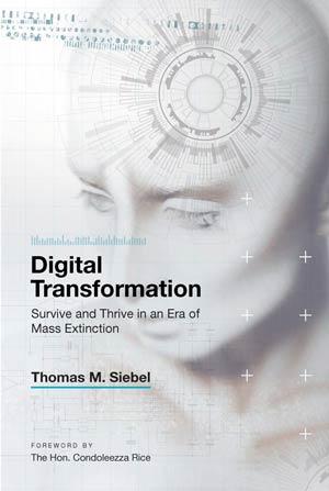 Buch digitale transformation siebel